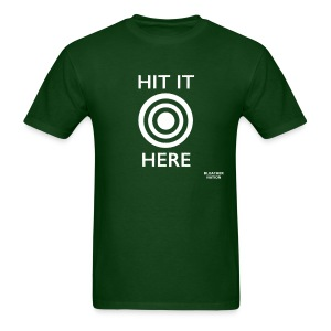 Hit It Here - Men's T-Shirt