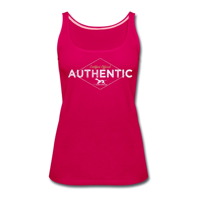 Boss Playa Certified Official Authentic Womens Tank Top