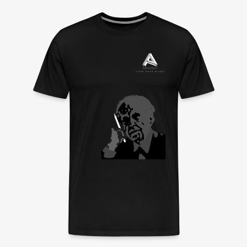 Frank Lloyd Wright - Men's Premium T-Shirt