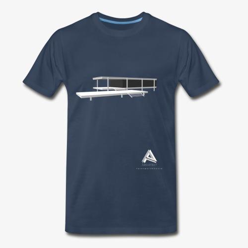 Farnsworth House - Men's Premium T-Shirt