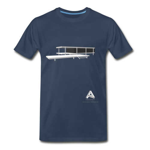 Farnsworth House - Men's Premium T-Shirt
