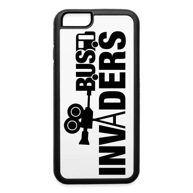 Bus Invaders iPhone 6 Rubber Case