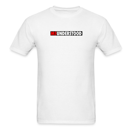 msunderstood - Men's T-Shirt