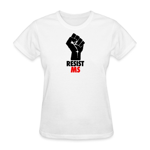 Resist MS - Women's T-Shirt