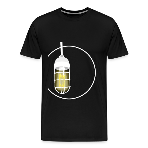 Glowing Beacon - Men's Premium T-Shirt