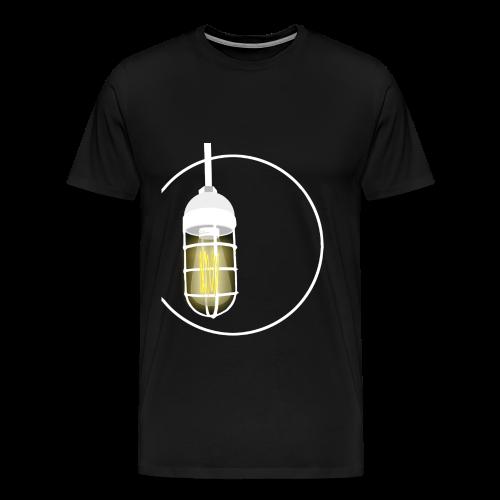 Glowing Beacon - Men's Premium T-Shirt