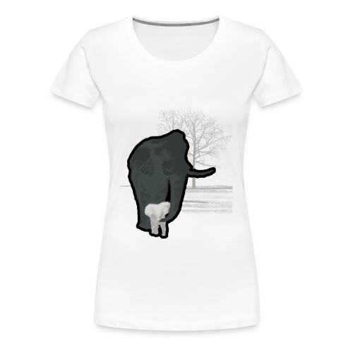 Elephant wilderness - Women's Premium T-Shirt