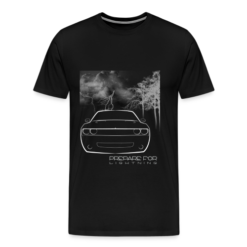 Natures Challenger - Men's Premium T-Shirt