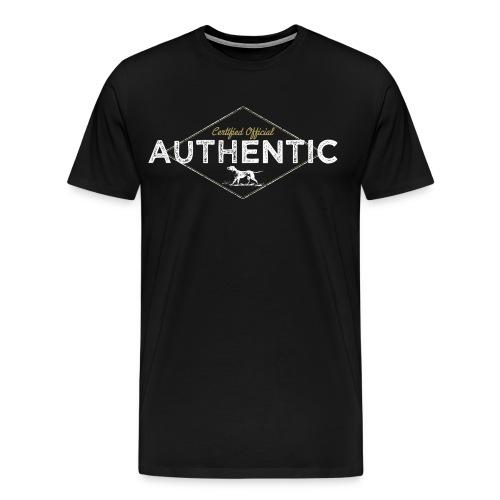 Boss Playa Certified Official Authentic Black 3XL Shirt - Men's Premium T-Shirt