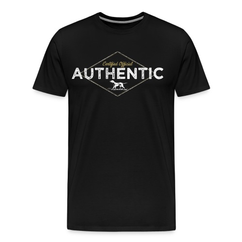 Boss Playa Certified Official Authentic Black 3XL Shirt - Men's Premium T-Shirt