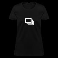 "Women's T-Shirts ~ Women's T-Shirt ~ ""Fast shooter"" from Mediarena"