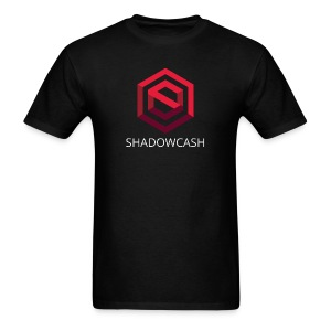 Shadowcash Logo - Men's T-Shirt