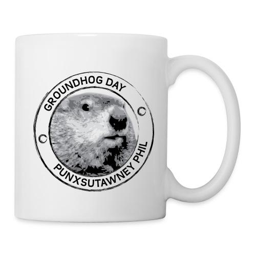 Groundhog Mug - Coffee/Tea Mug