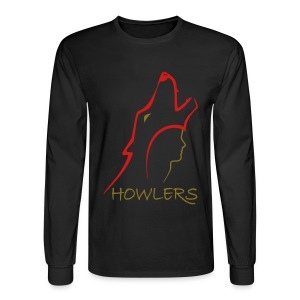 Men's Long Sleeve T-Shirt - Original design for Pierce Brown's Red Rising Trilogy