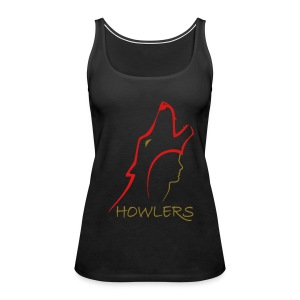 Women's Premium Tank Top - Original design for Pierce Brown's Red Rising Trilogy