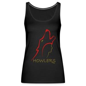 Women's Premium Tank Top - Original design for Pierce Brown's Red Rising Trilogy