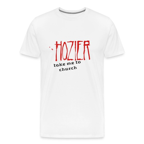Hoizer Take Me To Church - Men's Premium T-Shirt