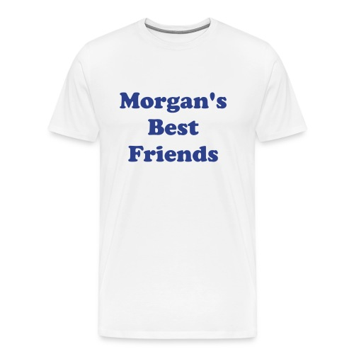 Morgan's Best Friends - Men's - Men's Premium T-Shirt