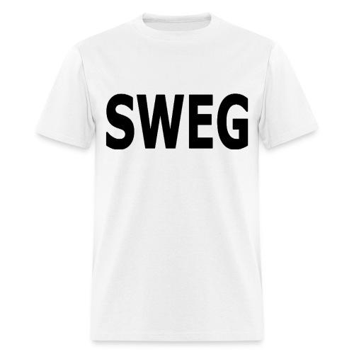 SWEG - Men's T-Shirt