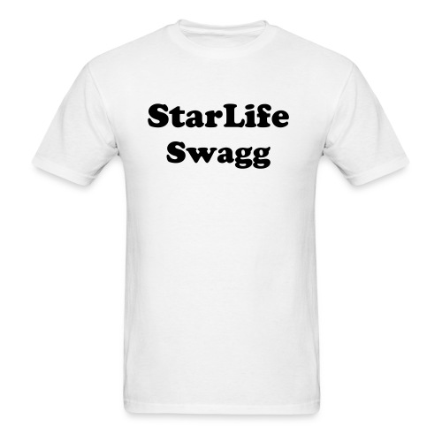 Starlife Swagg - Men's T-Shirt