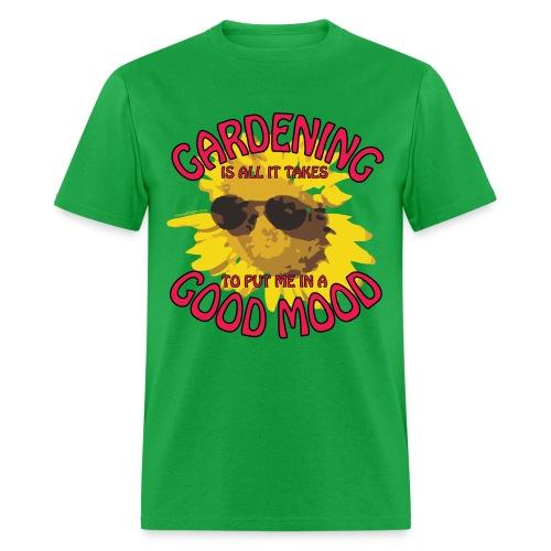 Good Mood Garden - Men's T-Shirt