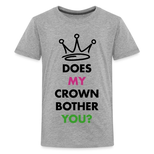 Does my hair bother you? kids - Kids' Premium T-Shirt