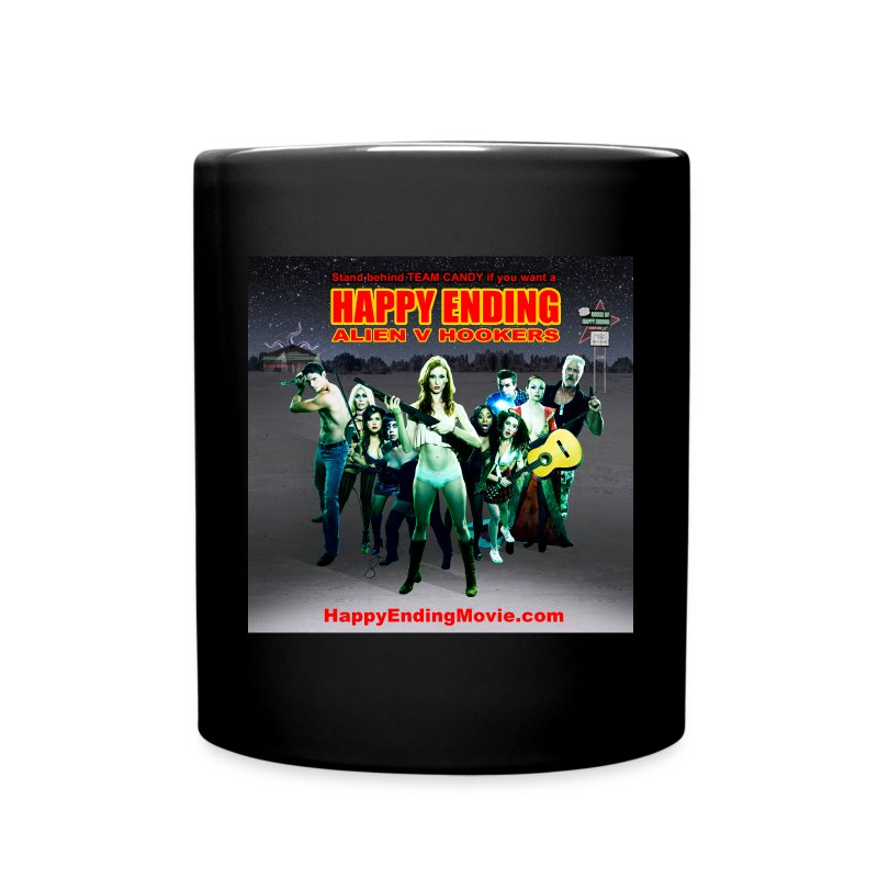 HAPPY CUP - Full Color Mug