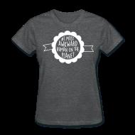 T-Shirts ~ Women's T-Shirt ~ Article 100949887