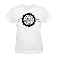 T-Shirts ~ Women's T-Shirt ~ Article 100949893