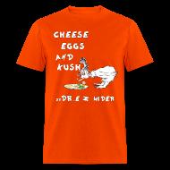 T-Shirts ~ Men's T-Shirt ~ Cheese Eggs