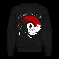 Long Sleeve Shirts ~ Crewneck Sweatshirt ~ James Bong