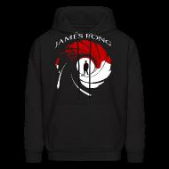Hoodies ~ Men's Hoodie ~ James Bong