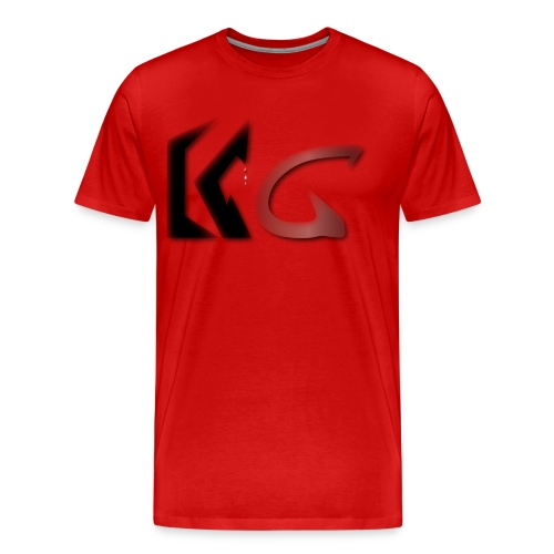 K-Quick T-Shirt (Red) - Men's Premium T-Shirt