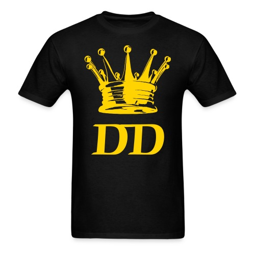 DrippedDaily Crown Tee - Men's T-Shirt