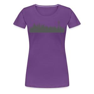 womens seattle roots shirt - Women's Premium T-Shirt