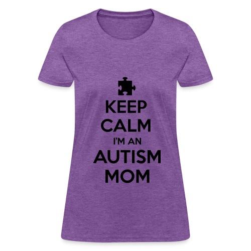 Keep Calm - Women's T-Shirt
