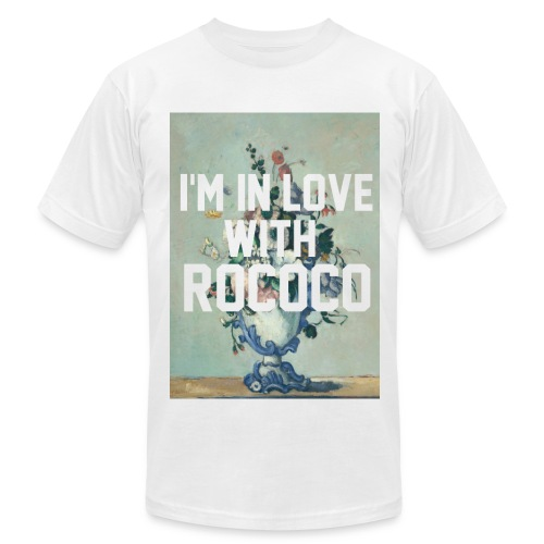 I'm In Love With Rococo - Men's Fine Jersey T-Shirt