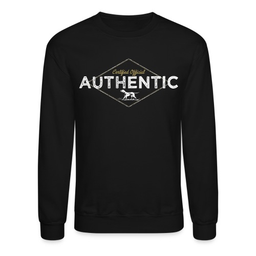 Boss Playa Certified Official Authentic Sweatshirt - Crewneck Sweatshirt