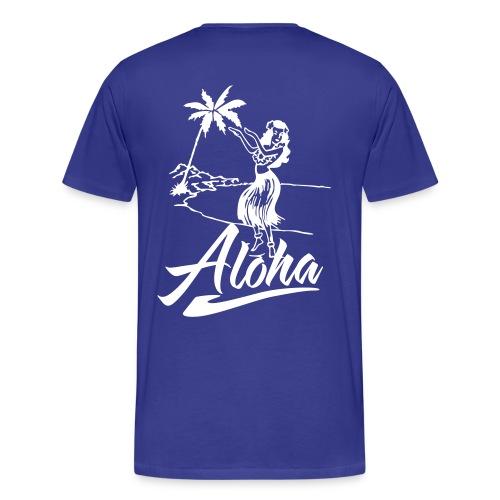 Aloha ! - Men's Premium T-Shirt