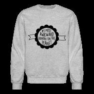 Long Sleeve Shirts ~ Crewneck Sweatshirt ~ Article 100952282