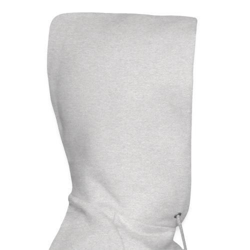 Plain white hoodie - Men's Hoodie