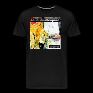 Believer! Black T-shirt - Men's Premium T-Shirt