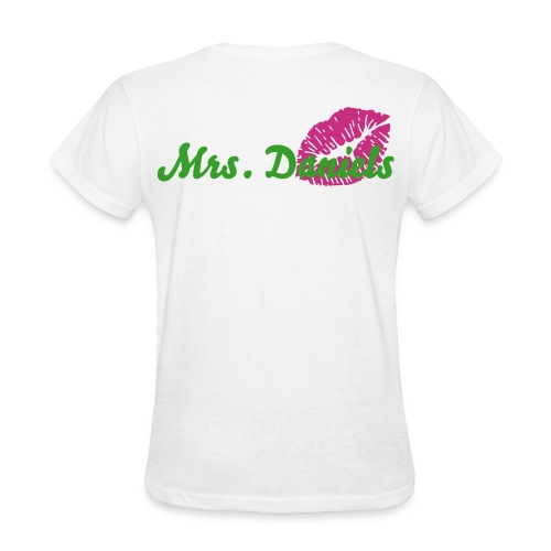 Mrs. Daniels Tee - Women's T-Shirt