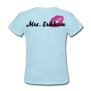 Mrs. Erikkson Tee - Women's T-Shirt
