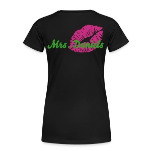 Mrs. Daniels Tee (Plus) - Women's Premium T-Shirt