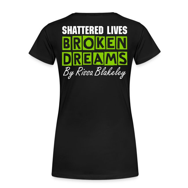 Broken Dreams Henry Quote Tee (Plus Available)