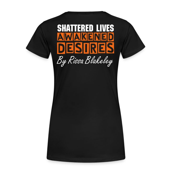 Awakened Desires Gunther Quote Tee (Plus Available)