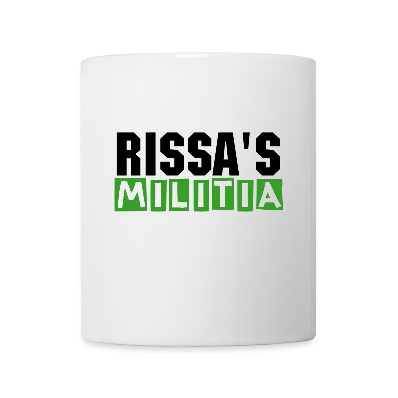Militia Mug - Coffee/Tea Mug
