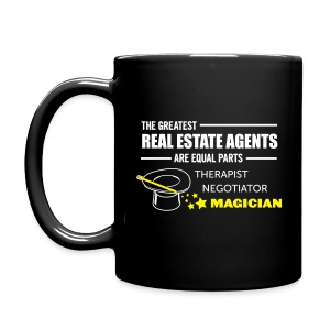 Therapist Negotiator Magician BMug Right - Full Color Mug
