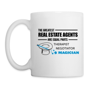Therapist Negotiator Magician WMug right - Coffee/Tea Mug